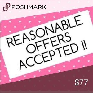 Other - Please Remember Poshmark takes 20%